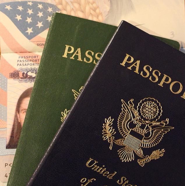 Pasaporte para emigrar